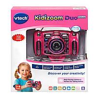 Фотоаппарат Vtech Kidizoom Camera DUO 5. 0 Deluxe Digital Pink с видеозаписью