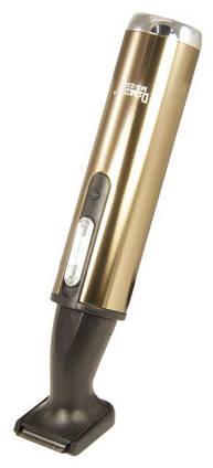 Электробритва триммер Domotec 2288 2 в 1 Gold