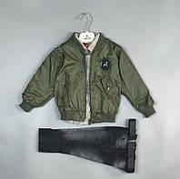 Костюм трійка оптом з курткою для хлопчиків Туреччина оптом