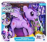 Интерактивная пони Твайлайт Спаркл Май Литл Пони My Little Pony Magical Princess Twilight Sparkle