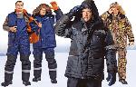 Спецодежда зимняя - особенности использования