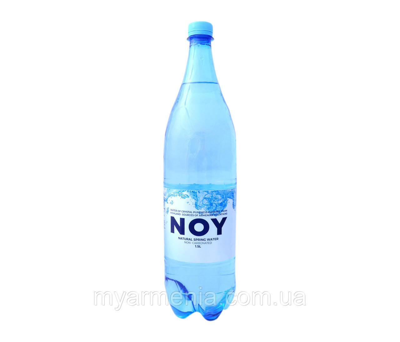 """Вода джерельна """"Ной"""" 0.5 л"""