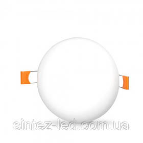 Светодиодный светильник потолочный SL UNI-12-R 12W 5000K кругл. бел. Код.59670