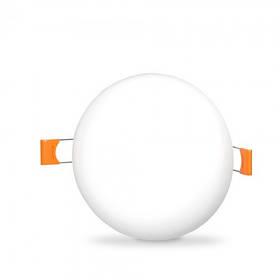 Светодиодный светильник универсальный SL UNI-12-R 12W 5000K кругл. бел. Код.59670