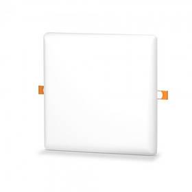 Потолочный светодиодный светильник потолочный SL UNI-12-S 12W 5000K квадратный. бел. Код.59671