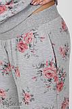 Спортивные брюки  для беременных Irhen rose SP-37.021, фото 4