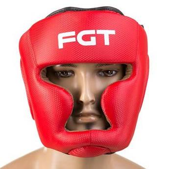 Шлем FGT,  Cristal, Flex, размер S красный