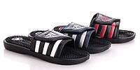 Шлепанцы мужские Adidas 1014-1 (масаж)