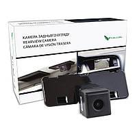 Штатная камера заднего вида Falcon SC111-XCCD. Suzuki Swift 2004-2010, фото 1