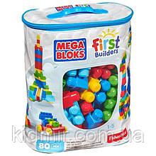 Конструктор Mega Bloks First Builders классический 80 дет. DCH63