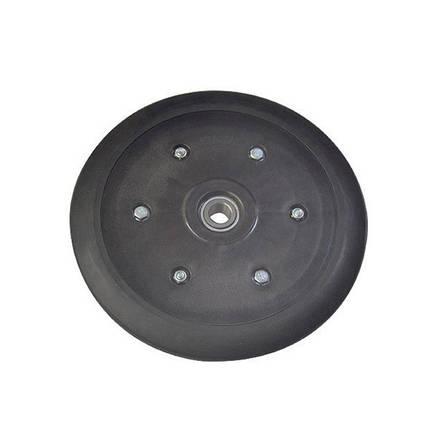 """Шина (бандаж) прикочуючого колеса 1""""x10"""" (198x248x24 мм) John Deere, Kverneland, N281706, AN281359, фото 2"""