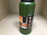 Термос профессиональный Jiakand (800 мл). Зеленый (15 часов тепла), фото 3