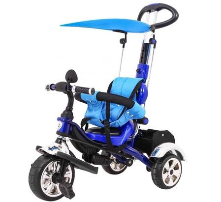 Дитячий триколісний велосипед SPORTRIKE, фото 2