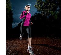 самые лучшие налобные фонари в мире для бега, фото