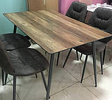Стол TM-45 омбре 120х80 (бесплатная доставка), фото 7