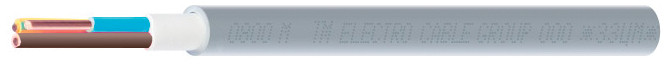 Кабель NYM 3x 2,5  0,66кВ ТУ
