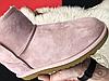 Женские угги UGG Classic 2 Mini Pink, фото 3