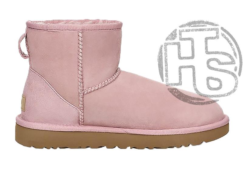 Женские угги UGG Classic 2 Mini Pink