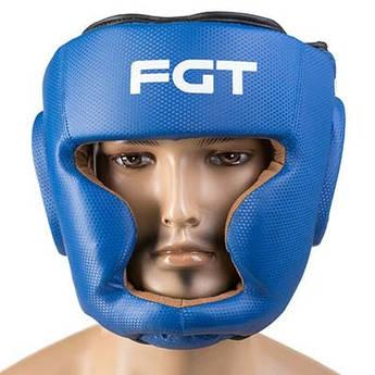 Шлем FGT,  Cristal, Flex, размер S синий