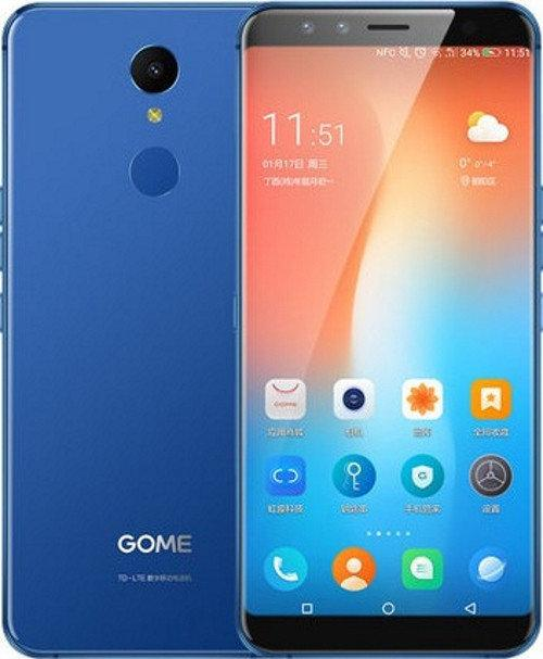 Gome U7 4/64GB Blue