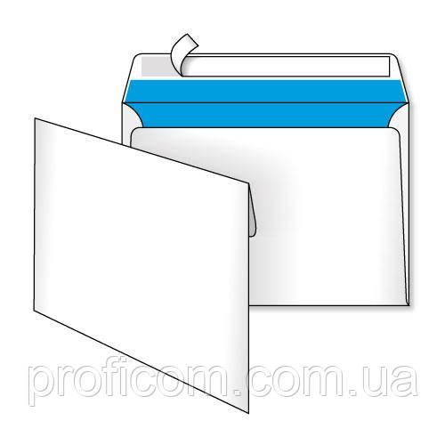 Конверт білий С5 162*229 (0+0) СКЛ