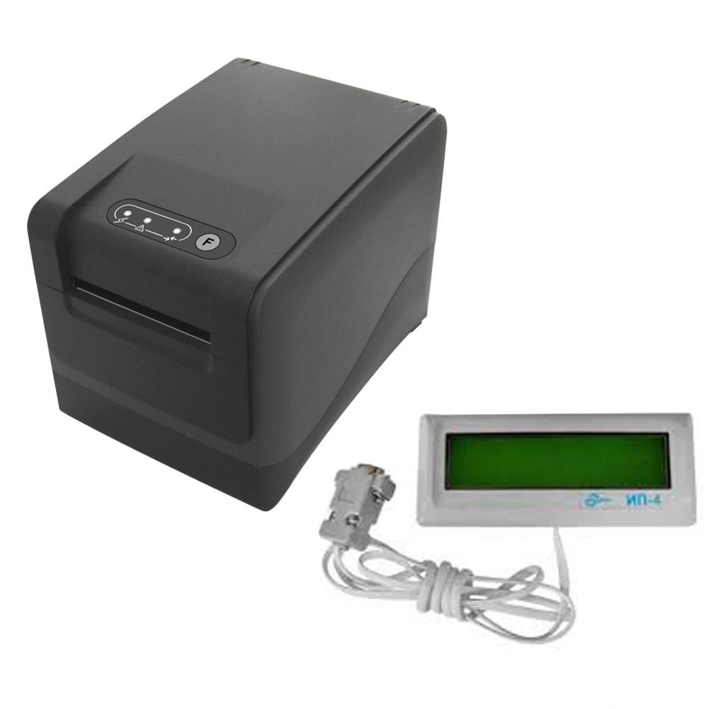 Фискальный регистратор Комплект МІНІ-ФП81.01 rev. EG +  ИП4
