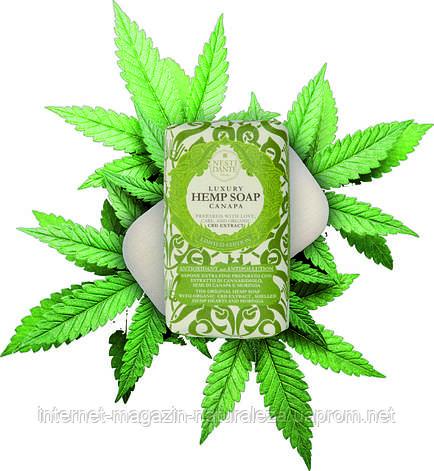 Мыло Nesti Dante Hemp Soap Роскошное Конопляное, фото 2
