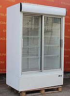 """Холодильный шкаф-витрина """"Технохолод ШХ-1.2"""" полезный объём 1200 л., (Украина), детали заводские, Б/у, фото 1"""