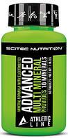 Витамины и минералы Scitec Nutrition - Advanced Multi Mineral (60 таблеток)