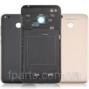 Задняя крышка Xiaomi Redmi 4X (Gold), фото 2