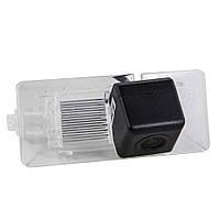 Штатная камера заднего вида Falcon SC117-XCCD. Seat Alhambra/Skoda Octavia A7 2013+/Rapid 2012+/Spaceback, фото 1