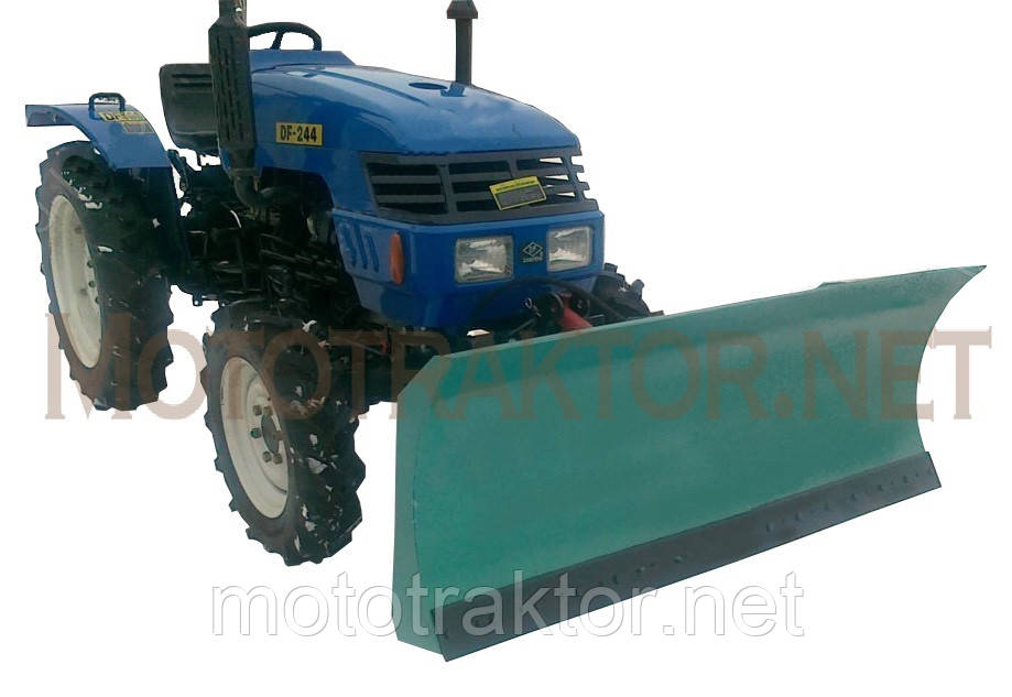 Отвал для трактора Донг Фенг DF 244 лопата отвал 2 м