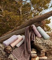 Набір махрових рушників 6 шт. 70х140 Sikel Bamboo Venedil