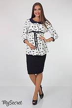 Прямая юбка для беременных Alma SK-15.012  (S)