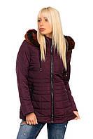 Куртка женская весна осень с капюшоном размеры фабричный пошив 46-54 K815