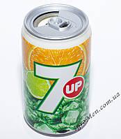 Портативная колонка для телефона Банка 7Up, фото 1
