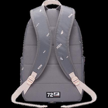 Рюкзак Nike Elemental 2.0 Printed BA5877-056 Серый (193151310613), фото 2