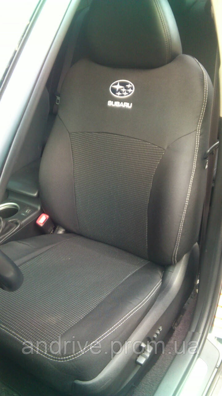 Авточехлы Subaru Forester 2008-2012 г