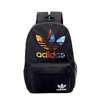 Рюкзак большой ADIDAS адидас школьный портфель мужской женский чоловічий жіночий реплика 6002/24