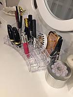 Акриловый органайзер для косметики Cosmetic Organizer 7012