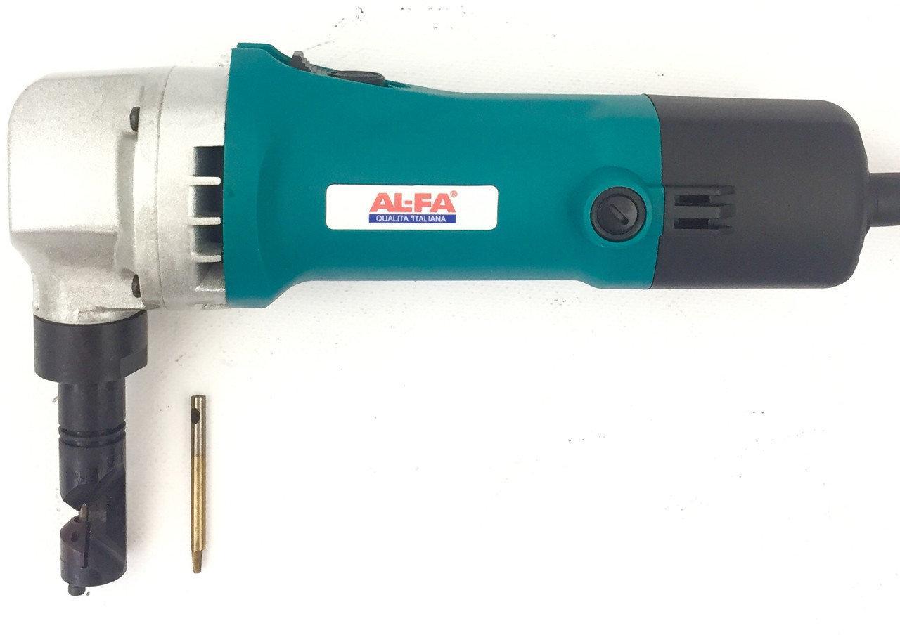 Ножницы высечные по металлу Al-fa ALNB18