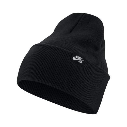 Шапка Nike SB Beanie CI4456-010 Черная (193147760217)