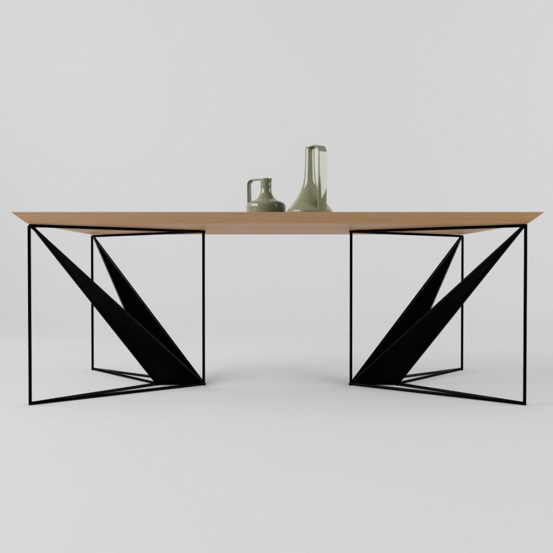 Дизайнерский обеденный стол Origami TM Esense