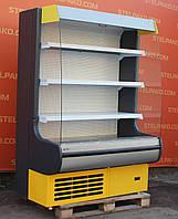 Холодильная горка «Росс Modena» 1.4 м. (Украина), отличное состояние, Б/у, фото 1