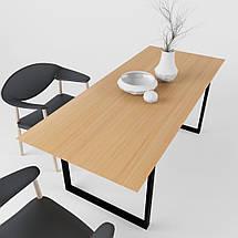 Дизайнерский обеденный стол Mod TM Esense, фото 2