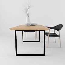 Дизайнерский обеденный стол Mod TM Esense, фото 3