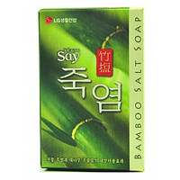 Твердое мыло для тела On The Body (LG)  Бамбуковая соль, 100 г
