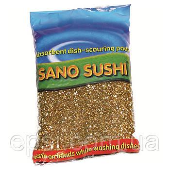 Губка кухонная для мытья посуды Sano Sushi, 1 шт