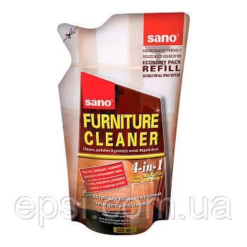 Средство для ухода за мебелью Sano Furniture Cleaner, 500 мл