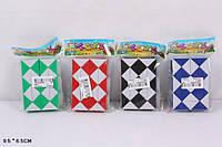 Кубик рубика 668-11 змейка 4цв.кул.9,5*6,5 ш.к./480/